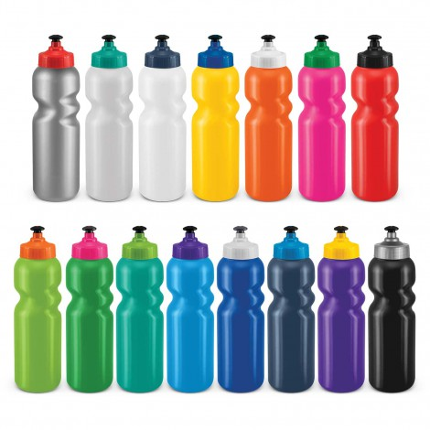 Action Sipper Drink Bottle - Printing Per Col/Pos