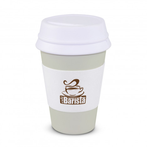 Stress Coffee Cup - Printing Per Col/Pos