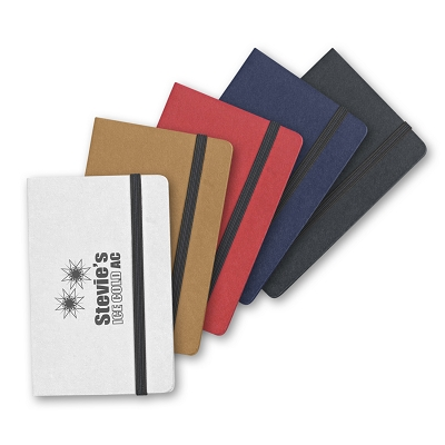 Notes And Flags Business Card Case - Printing 1 Colour