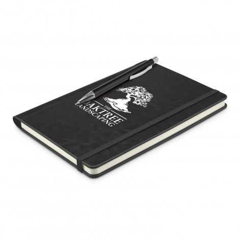 Rado Notebook with Pen - Printing Per Col/Pos (Notebook)