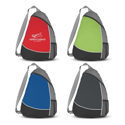 Sling Backpack - Transfer/Printing 1 Colour