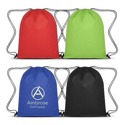 Drawstring Cooler Bag - Transfer/Printing 1 Colour