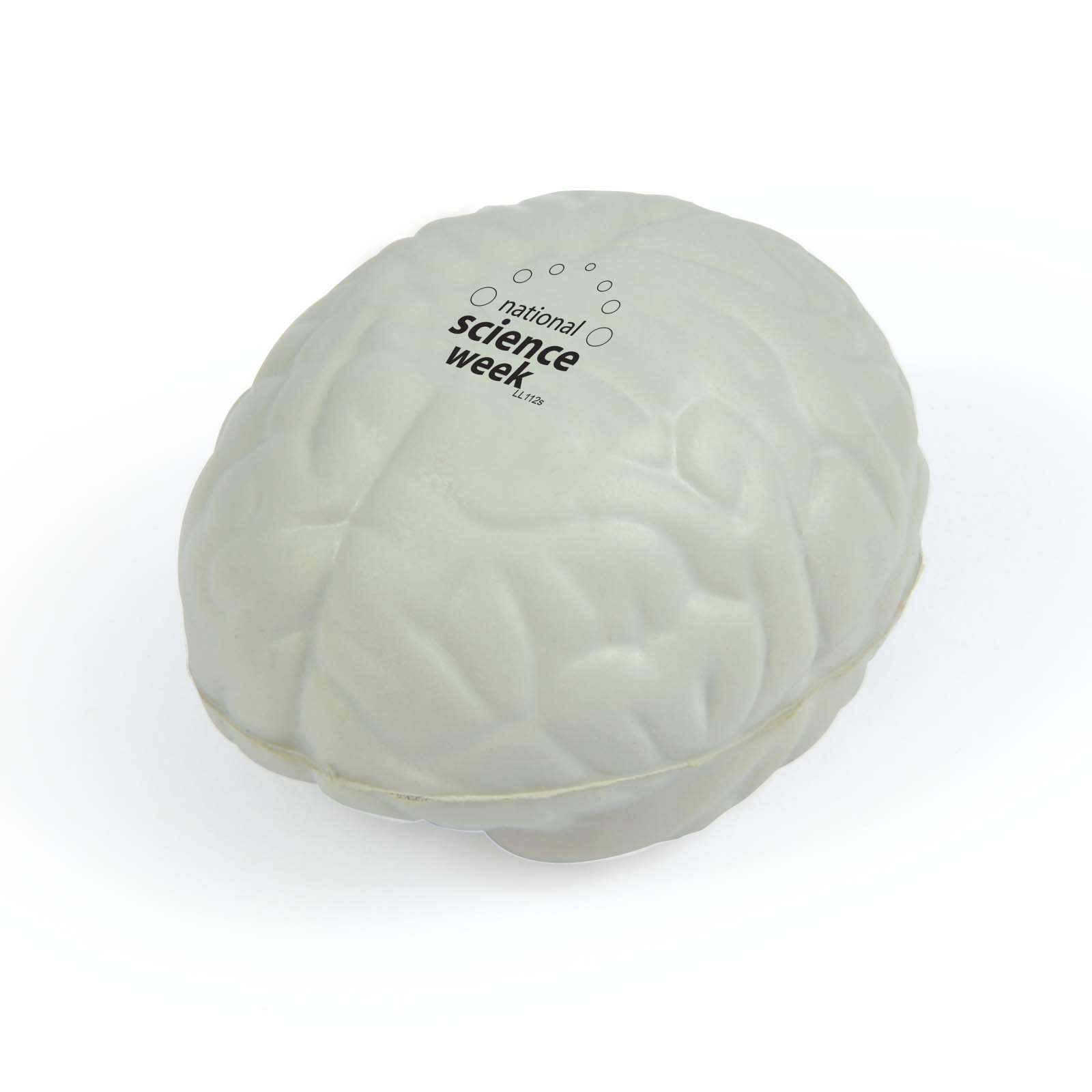 Brain Stress Reliever - Includes a 1 colour printed logo