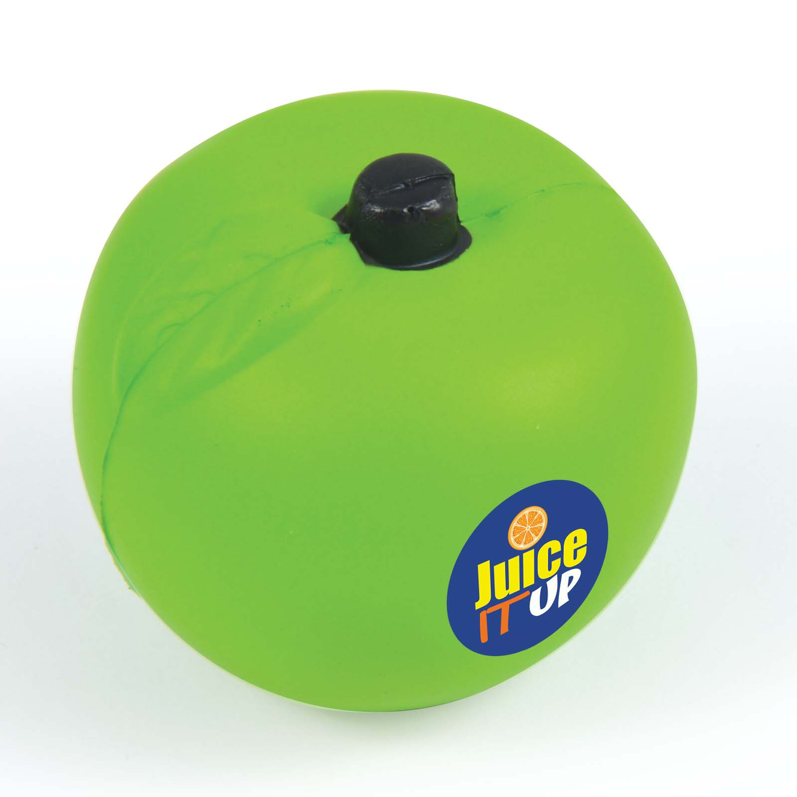 Apple Stress Reliever - Includes a 1 colour printed logo