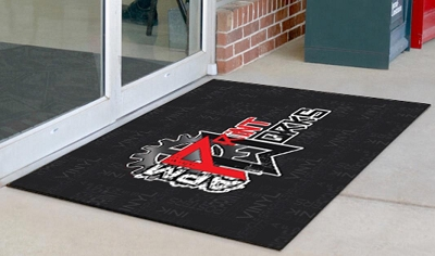 Entrance Mat in Full Colour - 115 x 85cm - Includes a full colour logo