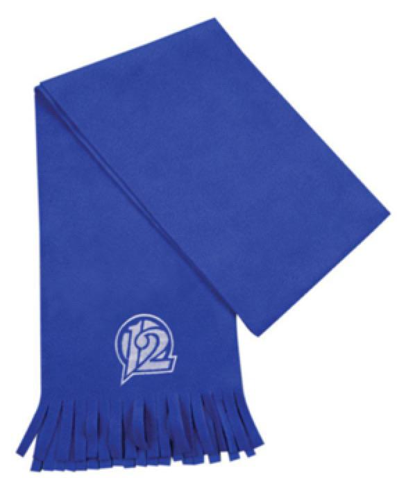 Polar Fleece Scarf, From $6.03