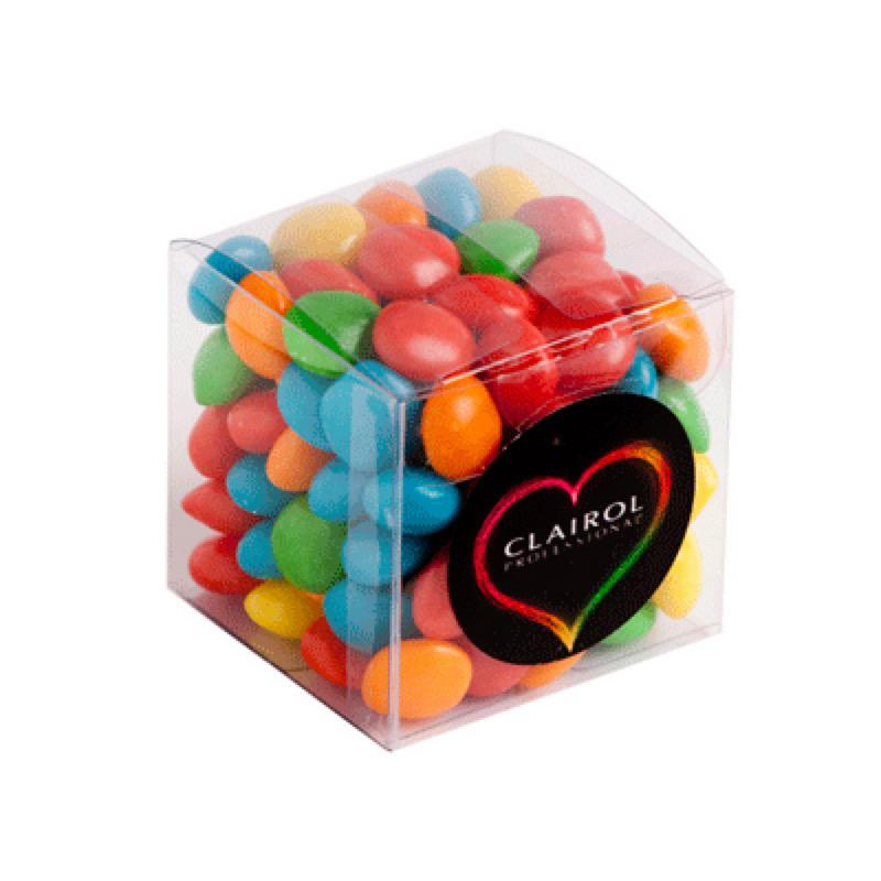Chewy Fruits (Skittle Look Alike) in Cube 110G - Includes Colour Sticker, From $2.64