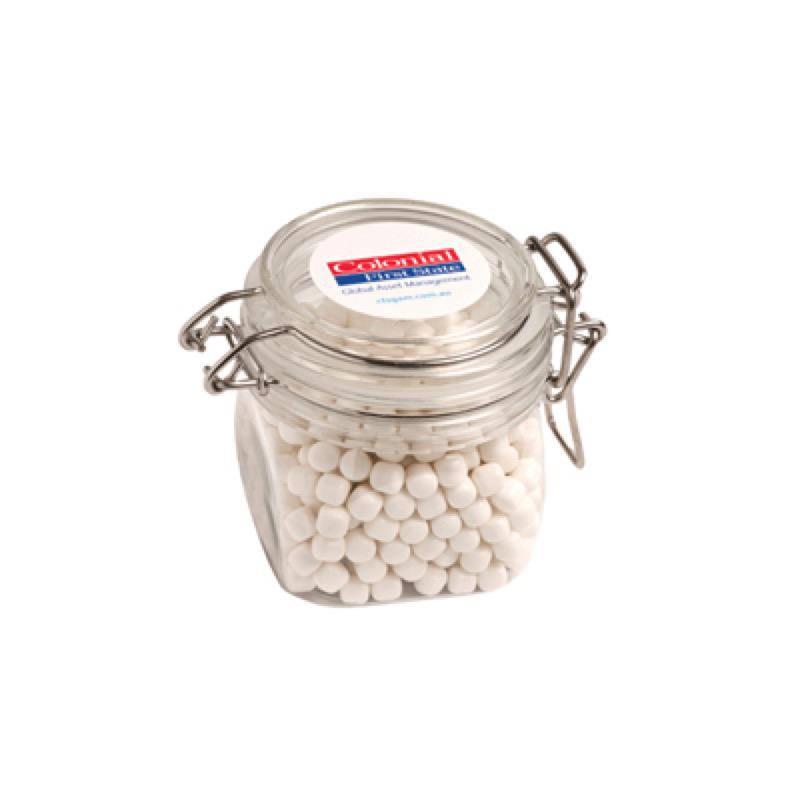 Mints in Canister 200G (Normal Mints) - Includes 1 Colour Pad Print, From $6.09