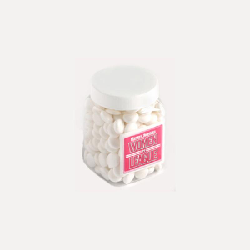 Mints in Plastic Jar 180G - Includes Colour Sticker, From $3.48