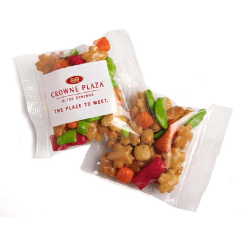 Rice Cracker Bag 20G - Includes Colour Sticker on bag, From $1.41