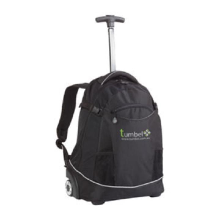 Quantum Trolley Backpack - Includes a 1 Colour Print, From $55.2