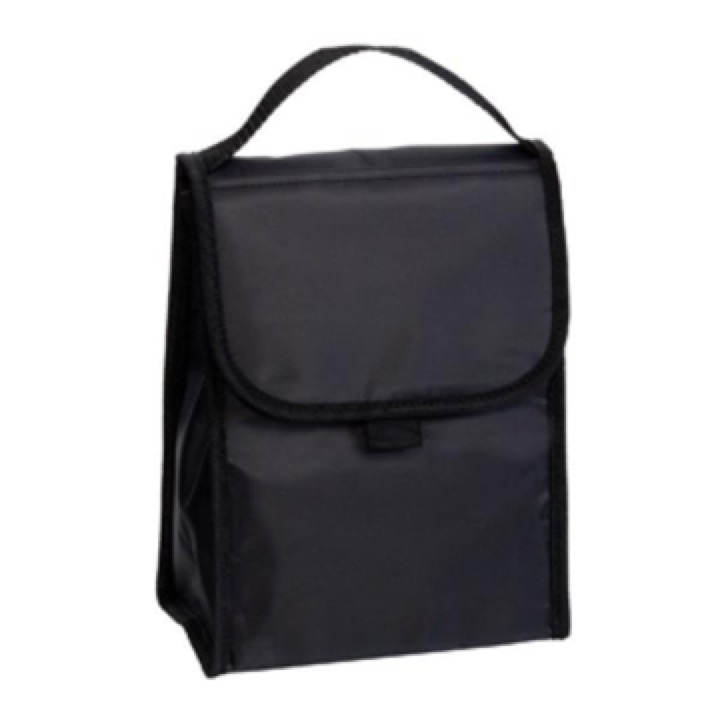 Folding Lunch Cooler Bag - Includes a 1 Colour Print, From $7.04