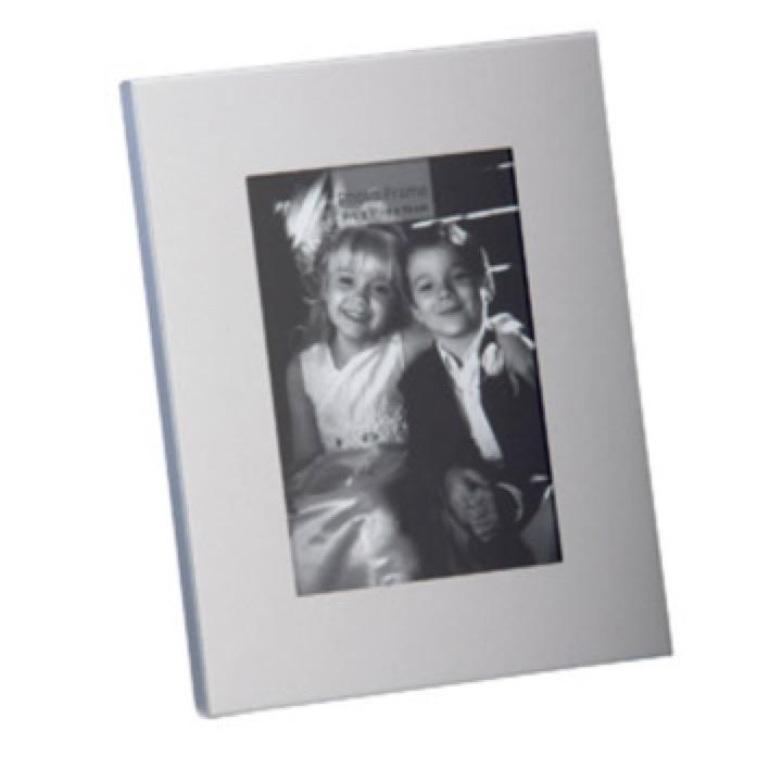 Florence Silver Photo Frame - Includes a 1 Colour Print, From $7.09