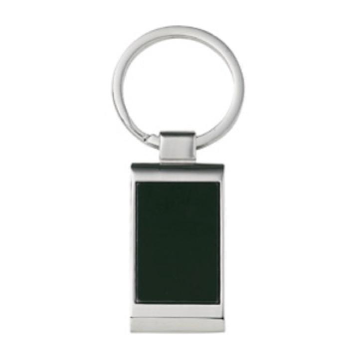 Le Mans Rectangular Keyring - Includes Laser Engraving, From $3.75