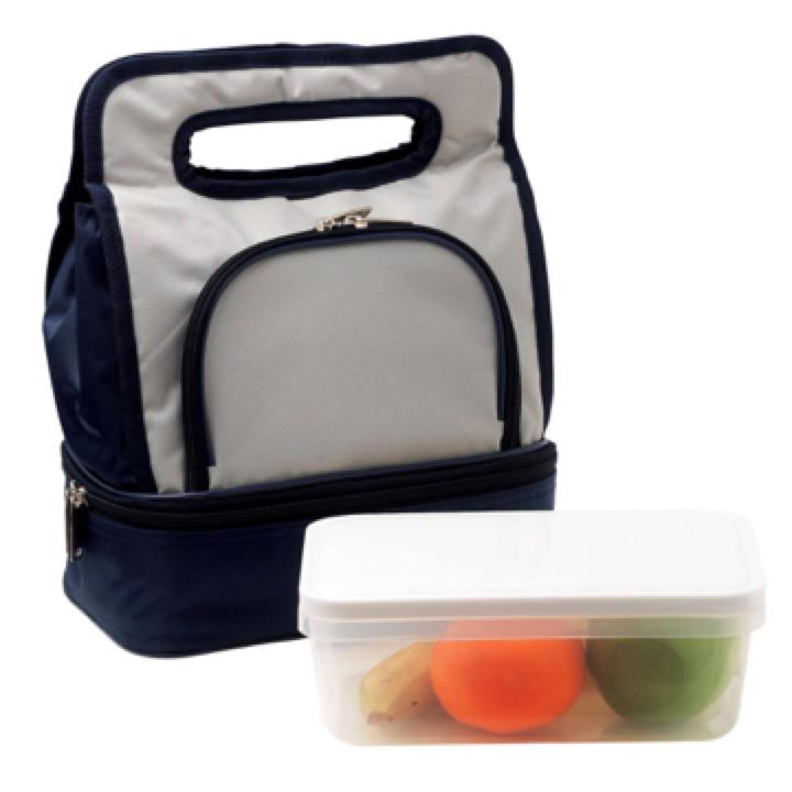 Lunch Box Cooler Bag - Includes a 1 Colour Print, From $18.6