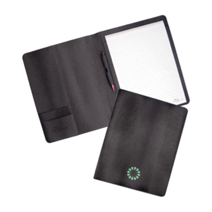 The Luxe A4 Conference Folder - Includes Laser Engraving, From $17.1