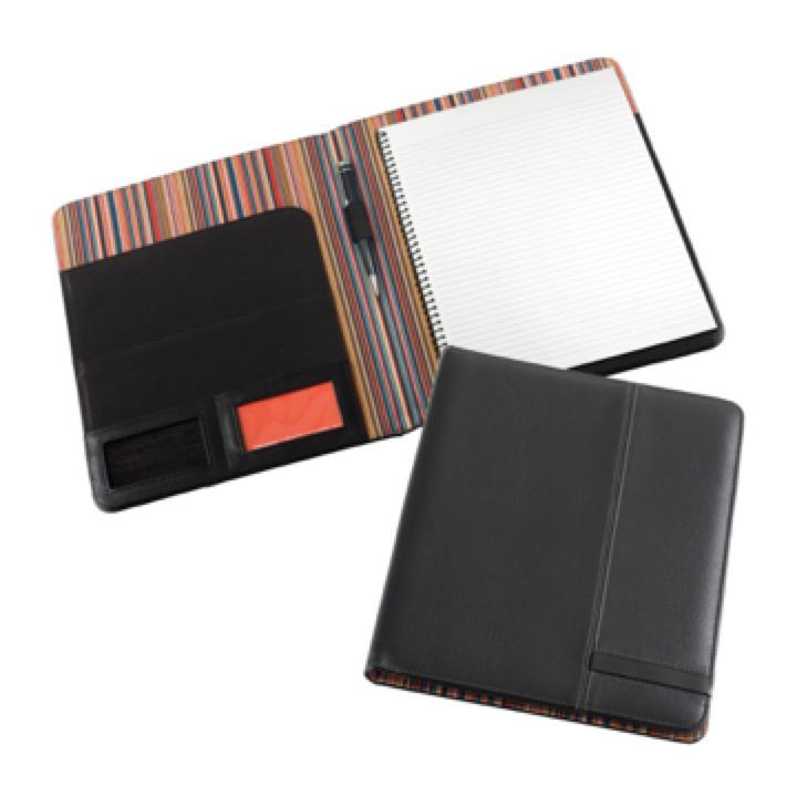 Madrid A4 Pad Folio - Includes Laser Engraving, From $15.5