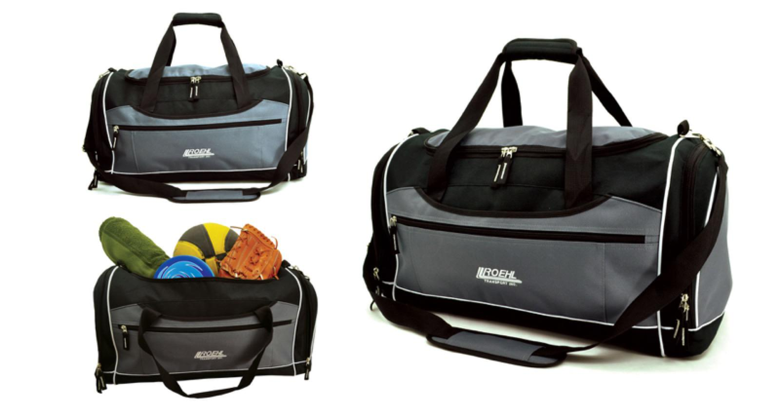 Delta Sports Bag, From 20 -