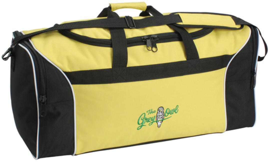 Tri-Colour Sports Bag, From 18.7