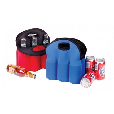 6 Pack Stubby Cooler Holder - Includes a full colour print, From $4.39