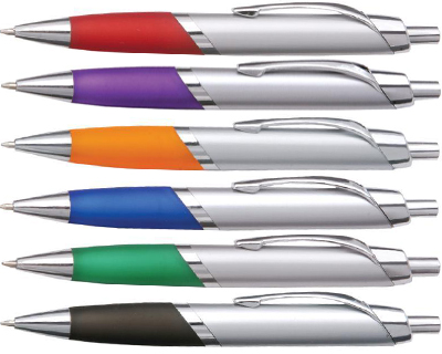 Challenger II Pens - Includes a 1 colour printed logo, From $0.43