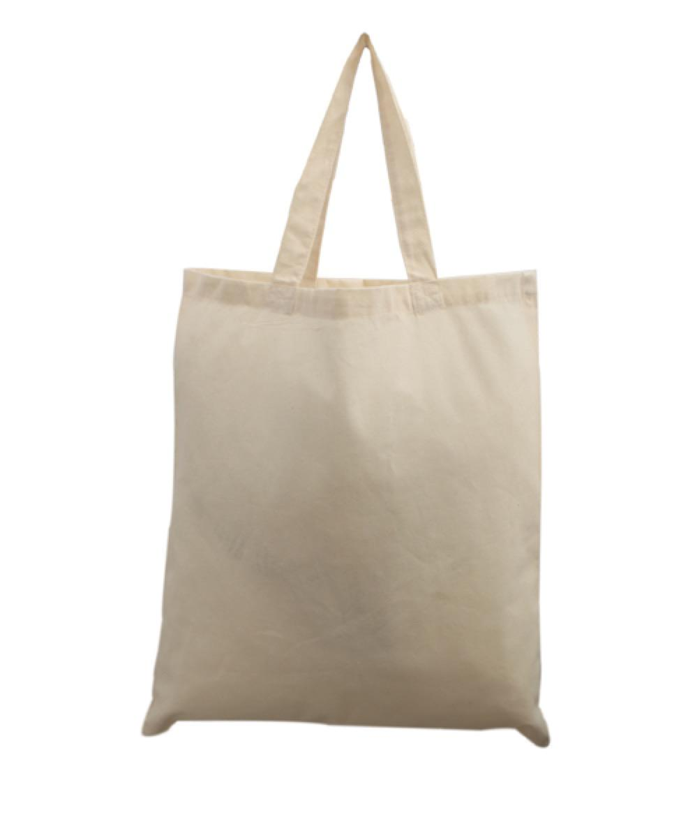 CALICO BAG -  Includes a 1 colour printed logo, From $2.17