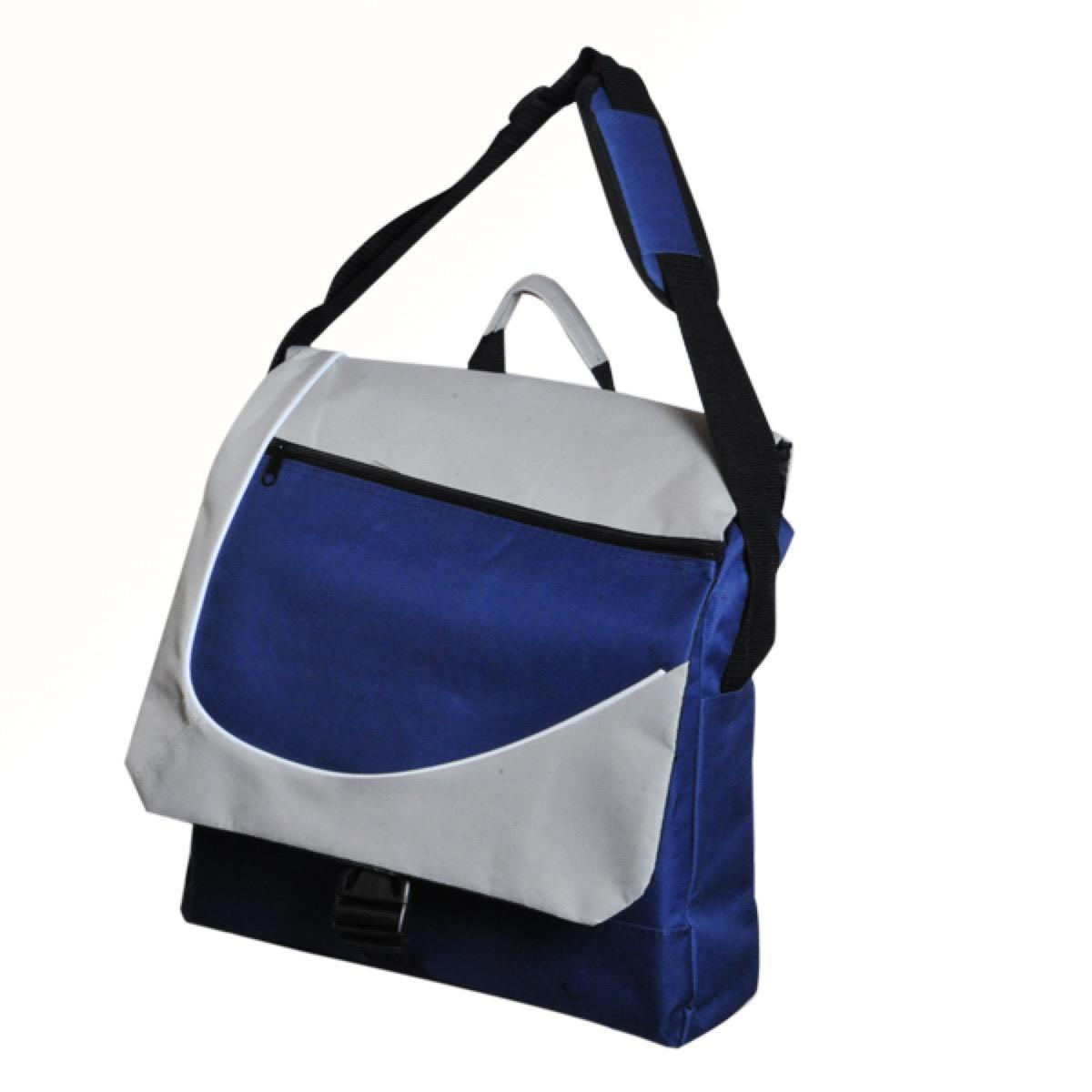 Conference Satchel  -  Includes a 1 colour printed logo, From $5.59