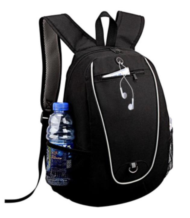 Back Pack -  Includes a 1 colour printed logo, From $6.27