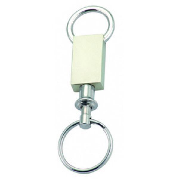 Pull Apart Key ring -  Includes laser engraving logo, From $1.86