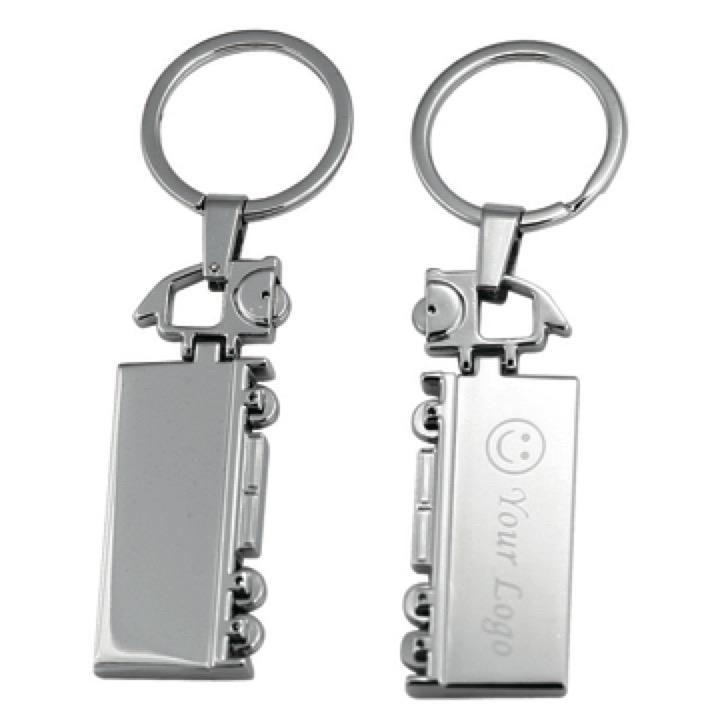 TRUCK KEY RING -  Includes laser engraving logo, From $1.86