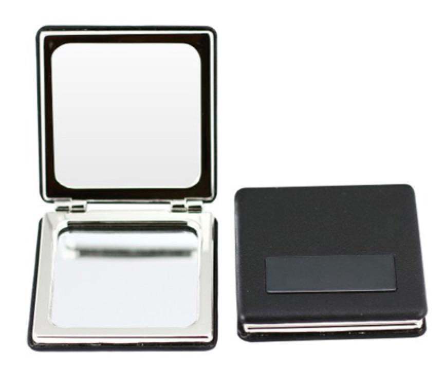 COMPACT MIRROR -  Includes laser engraving logo, From $2.85