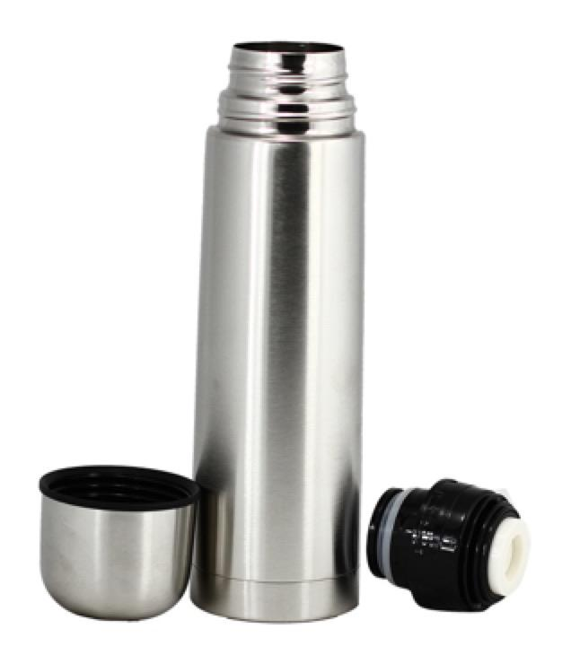 Insulated Slimline Flask-BPA Free -  Includes laser engraving logo, From $5.58