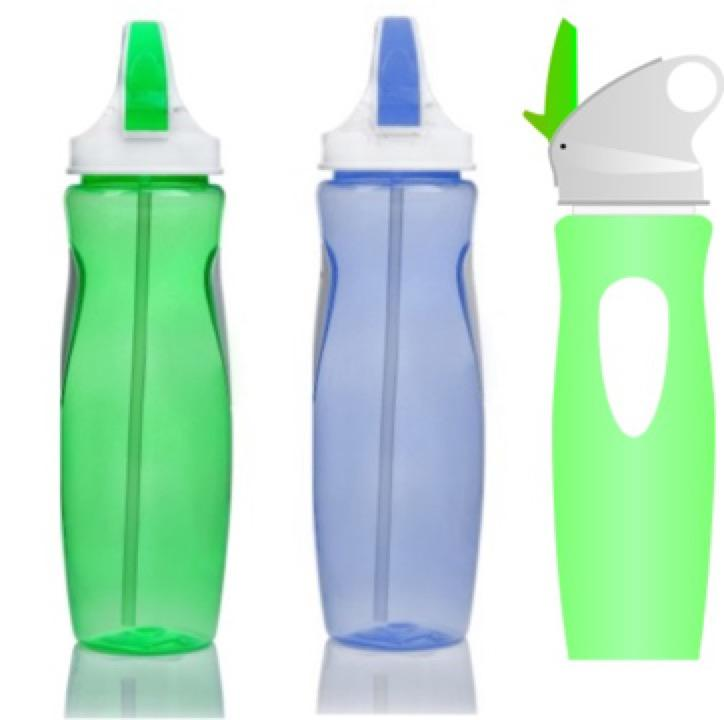 Tritan Drink Bottle ----BPA FREE  -  Includes a 1 colour printed logo, From $4.48