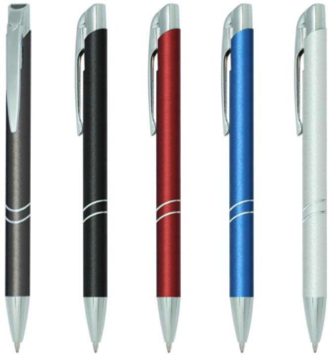 METAL PEN -  Includes laser engraving logo, From $1.02