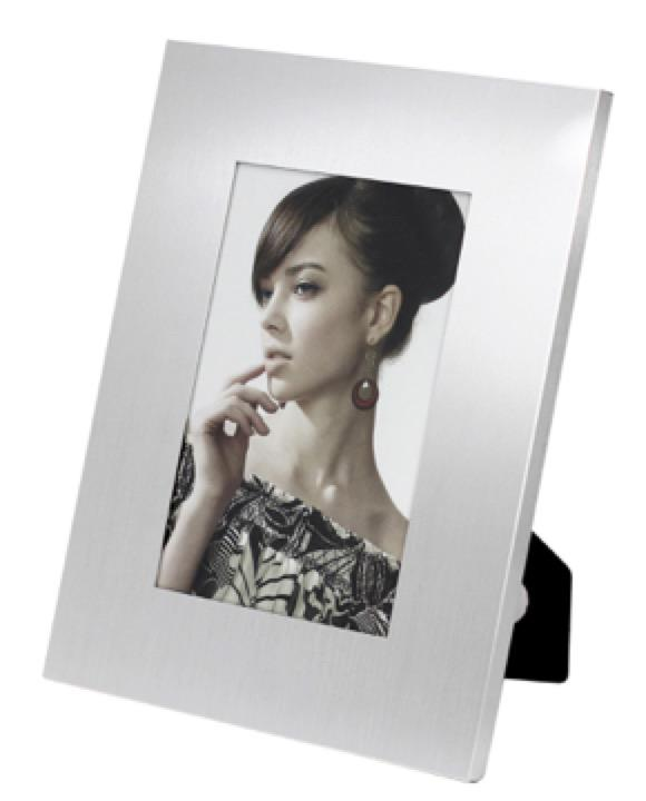 Aluminium Photo Frame -  Includes laser engraving logo, From $4.28