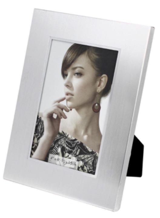 Aluminium Photo Frame -  Includes laser engraving logo, From $4.22
