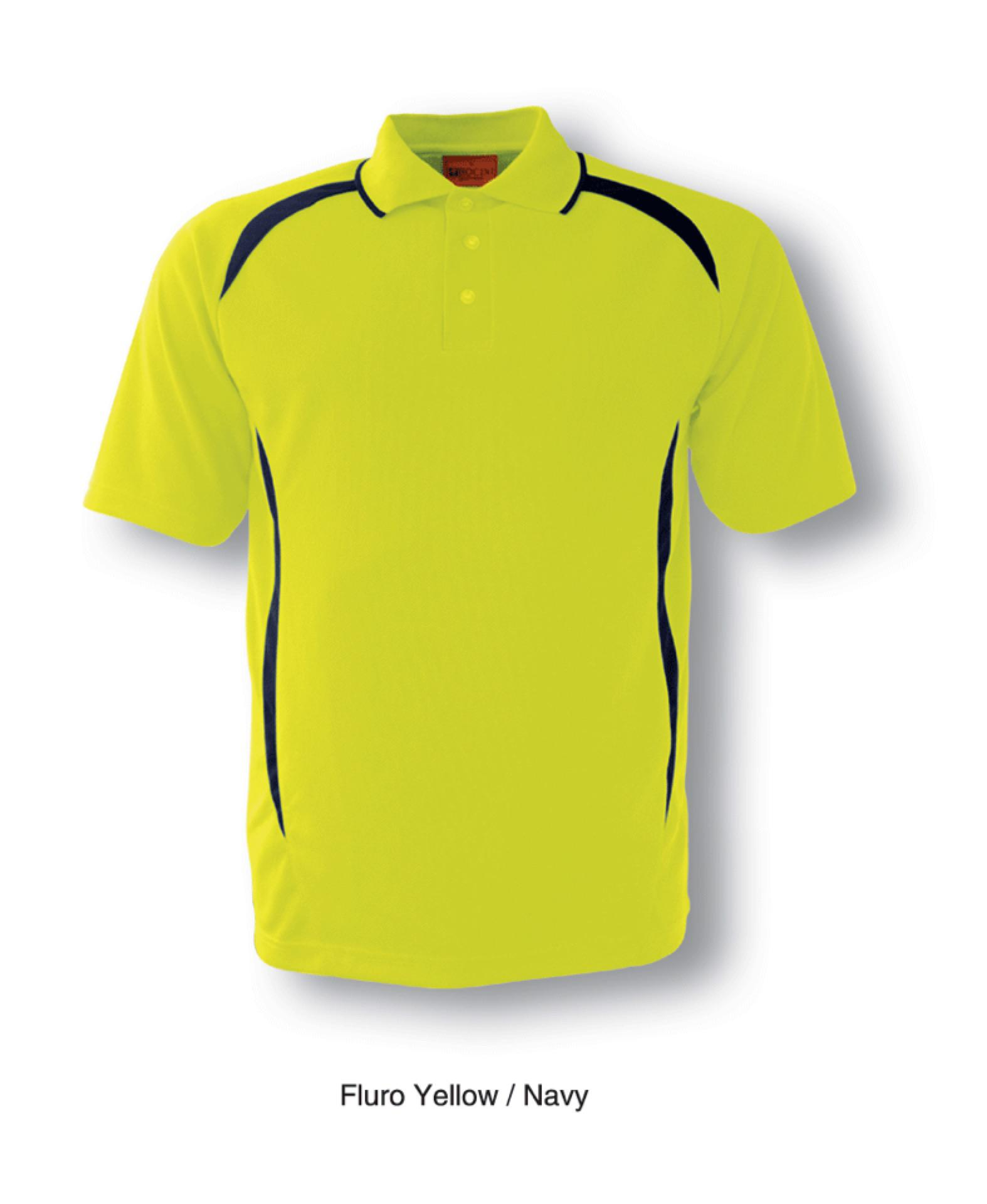 0f20be36f UNISEX ADULTS HI-VIS SAFETY STYLE POLO