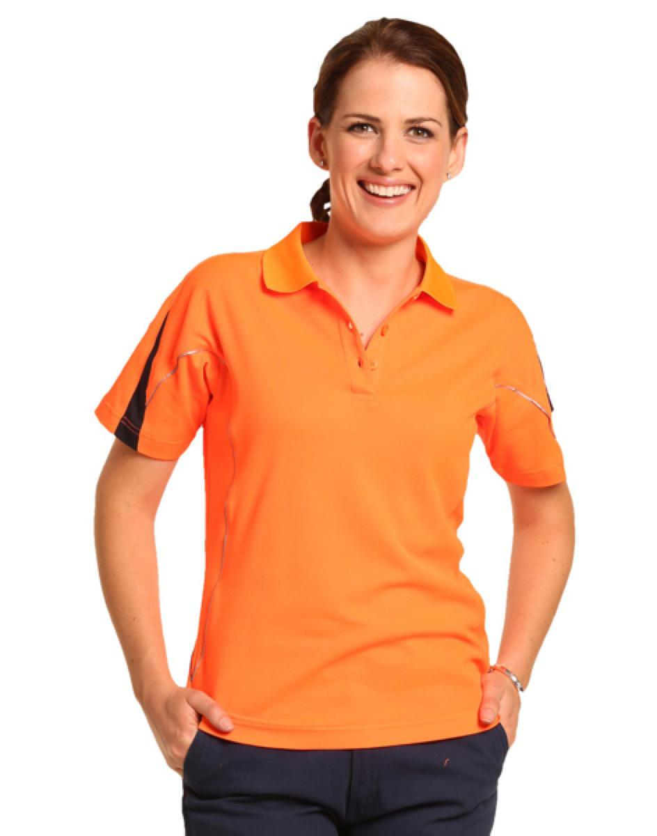 Ladies' Fashion Hi-Vis S/S Polo, From $13.8