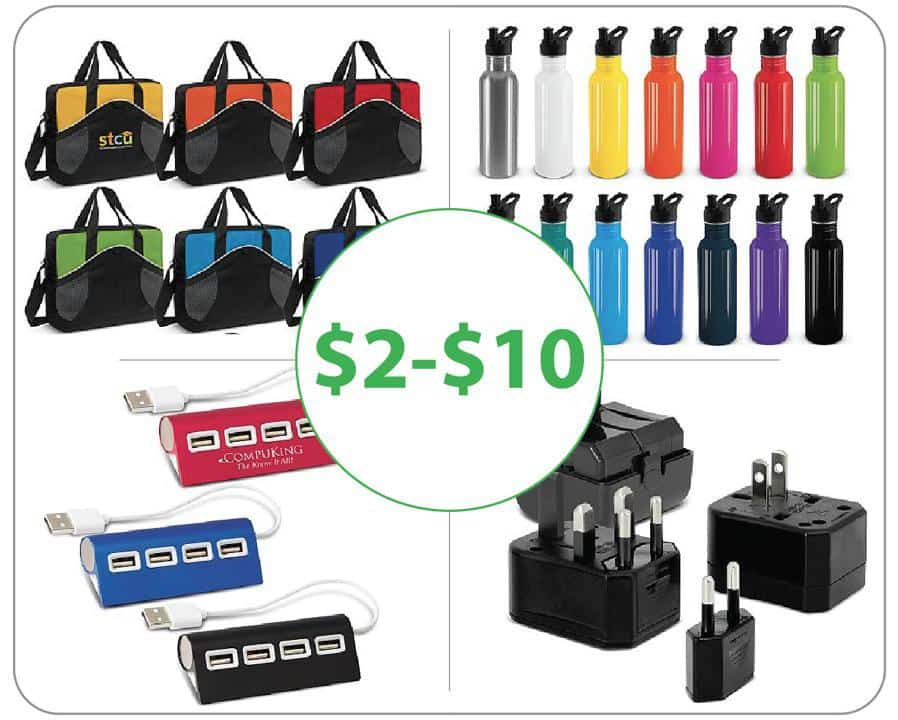 Promotional Products under $10