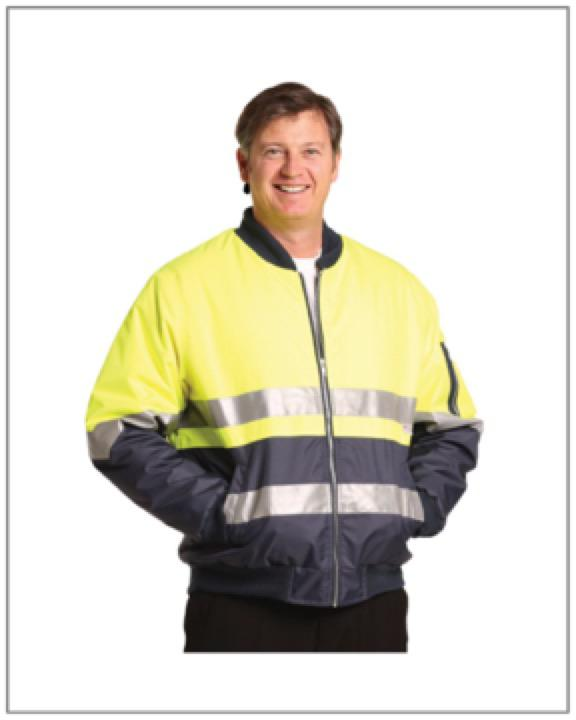 Hi Vis Fleece & Jackets