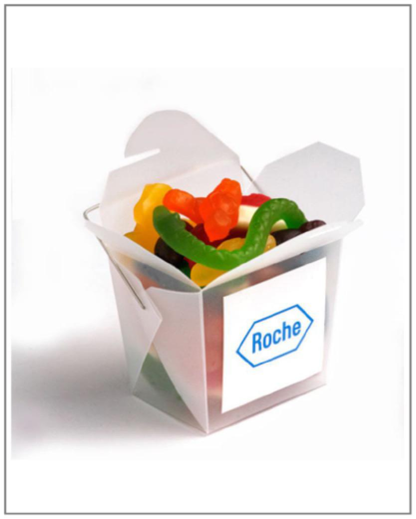 Noodle Boxes – Frosted Poly Propylene