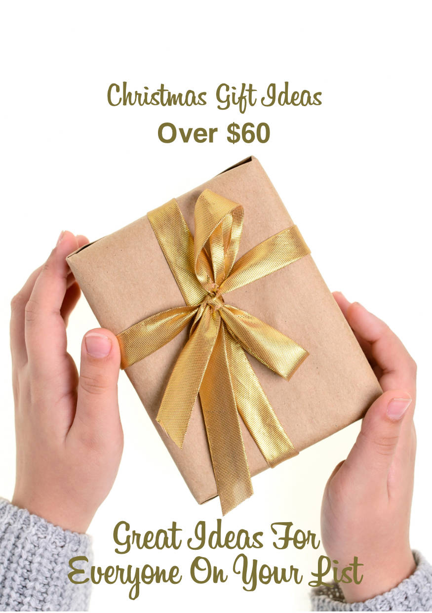 Corporate Xmas Gifts Over $60