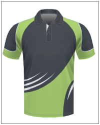Sublimated Polo Tops
