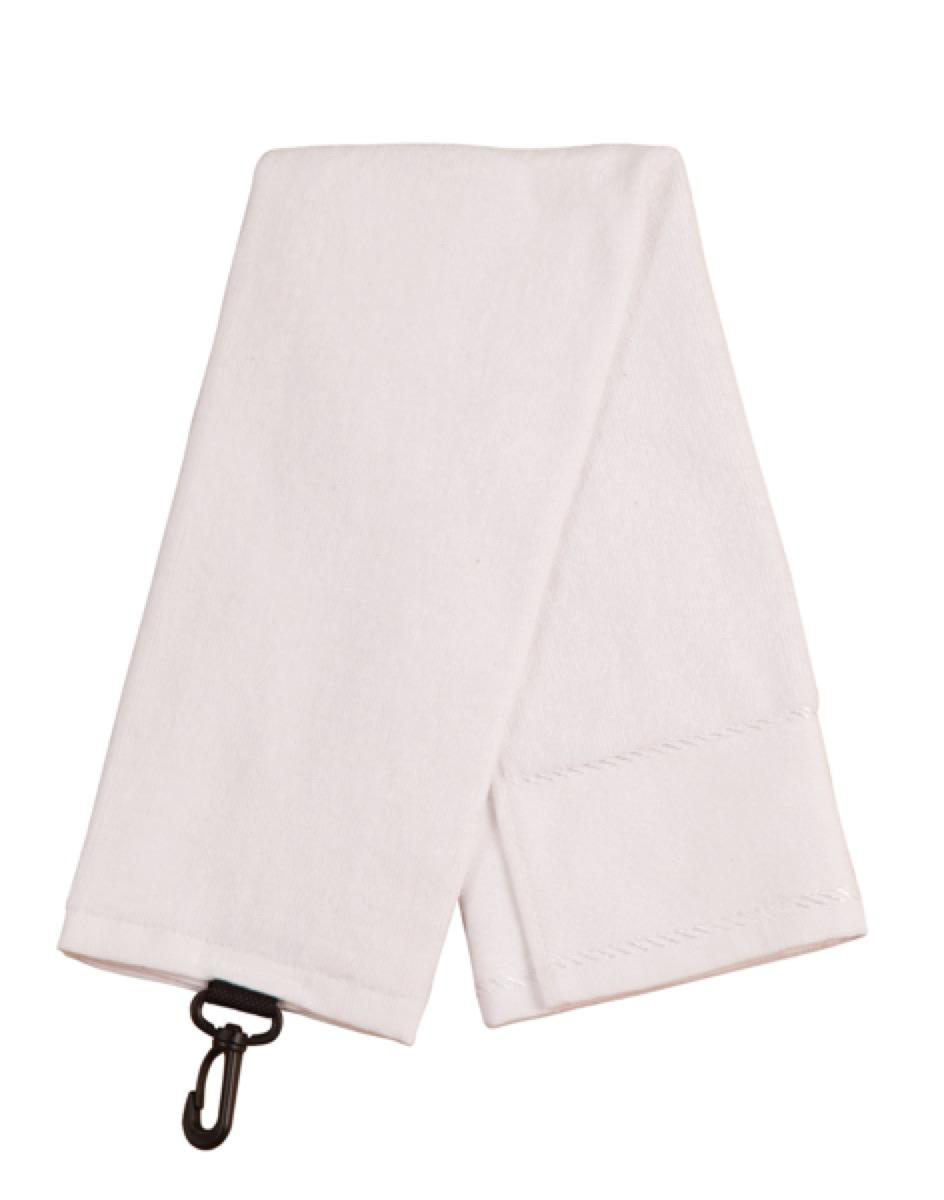 Golf Towel With Hook, From $5.31