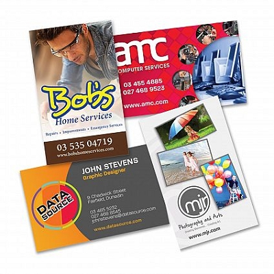 Business Cards - Full Colour Print