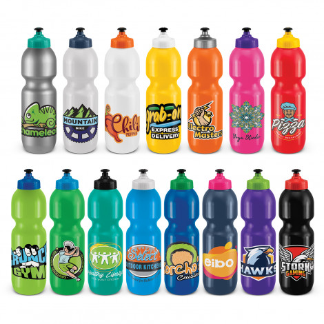 Supa Sipper Bottle - Printing Per Colour