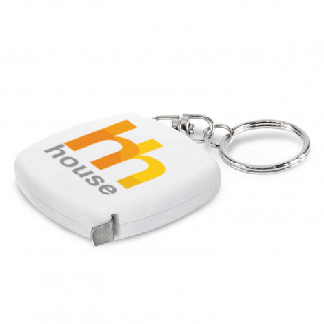 Tape Measure Key Ring - Printing Per Col/Pos