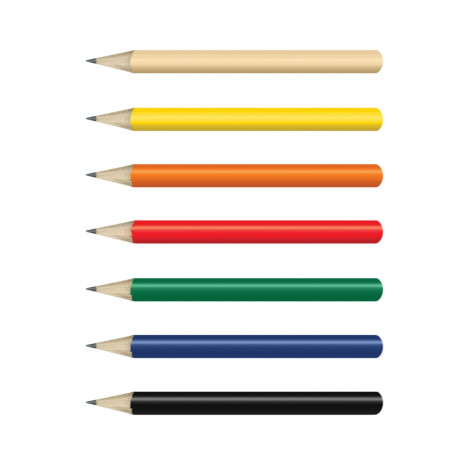 HB Mini Pencil - Printing Per Col/Pos