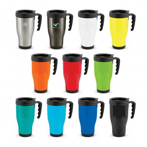 Commuter Travel Mug - Printing Per Col/Pos