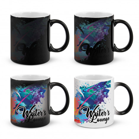 Chameleon Coffee Mug - Full Colour Print